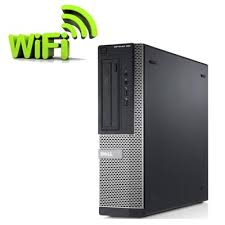 pc bureau reconditionné dell optiplex 390 desktop wifi pc bureau reconditionné trade