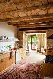 kitchen interiors design best 25 exposed wood ideas on pinterest country kitchen berry
