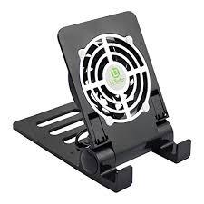 Quiet Desk Fan Lifbetter Usb Desk Fan Super Quiet Cooling Pad With Foldable Stand