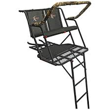 x stand outback 16 ladder tree stand 2 person 663944 ladder