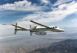 nasa armstrong fact sheet proteus high altitude aircraft nasa