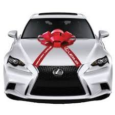 big bow for car present for the really big gifts car bows can be found on https