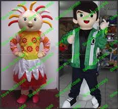 online buy wholesale in the night garden costume from china