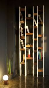 Beech Bookshelves by High Gloss Wooden Bookcase Bookself Wall Divided Bookcase Cabinet