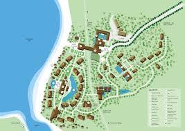 fiji resort map intercontinental fiji golf resort spa venture fiji