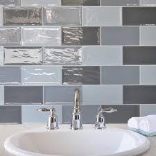 Grey Metro Bathroom Tiles Fifty Tiles Of Grey