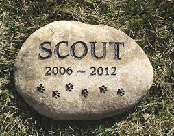 memorial stones for dogs personalized dog memorial stones kingcustom net