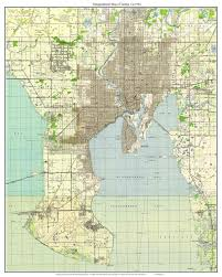 florida topo map ta florida 1945 topo map a composite made from 6 usgs
