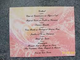 42 ans de mariage menu mariage 20 la carterie de céline