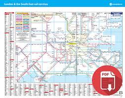 map of east uk national rail enquiries maps of the uk national rail network