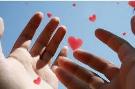 O amor que existe em mim