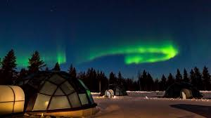 where to stay to see the northern lights travel briefs four places to stay and see the northern lights the