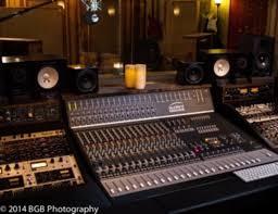 Recording Studio Mixing Desk by Es Audio Recording Studios Recording Studio In Glendale Ca