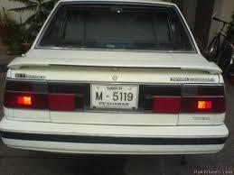 toyota 86 corolla toyota corolla 1986 for sale cars pakwheels forums