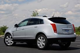 cadillac srx review review 2010 cadillac srx charts a course for part of