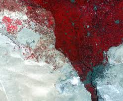 Satellite Map Of Usa by Nile River Delta Egypt Earthshots Satellite Images Of