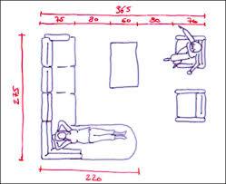taille canapé angle dimension canapé d angle idées de décoration intérieure decor