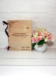 Personalized Wedding Album Best 25 Wedding Present Photo Albums Ideas On Pinterest Photo