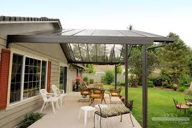 clear roof the backyard pinterest aluminum patio covers