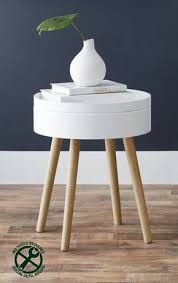 hometrends round storage table walmart canada