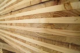panneaux acoustiques bois tot u0027m mur en bois massif