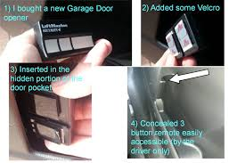 homelink garage door programming installed a homelink module in the overhead console page 2