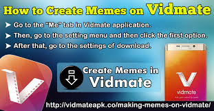 Meme Video Download - vidmate downloader is an exceptional video downloading which has