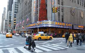 Radio City Music Hall Floor Plan by Radio City Christmas Spectacular Marinobambinos
