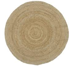Pottery Barn Rug Sale by Round Jute Rug Natural Pottery Barn Au