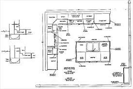 Kitchen Floorplan Small Kitchen Floor Plan Ideas Best Products Inoochi