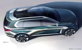 bmw concept 2017 bmw x7 iperformance concept proposes u0027new height u0027 in luxury