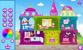 House Design Games Mobile by Princess Doll House Android Apps On Google Play