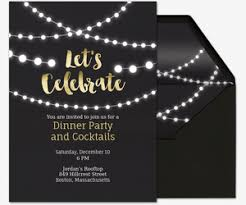 dinner party invitations w what to bring list for guests evite