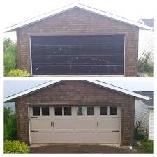 Modern Overhead Door by The Garage Door Depot Greater Victoria U0027s 1 Garage Door Company
