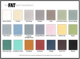 fat paint colour chart october 2013 what i can u0027t live without
