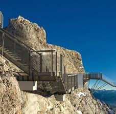 stockhausen treppen alpen luxushütte am mont blanc macht es keinem recht welt