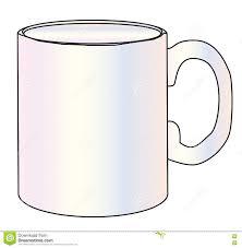 mug clipart sketch pencil and in color mug clipart sketch