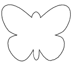 best photos of no butterfly with template blank butterfly