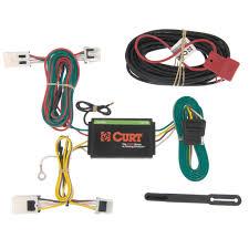 curt manufacturing curt custom wiring harness 56148