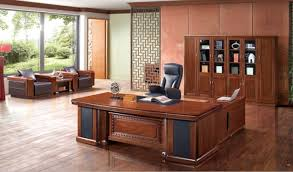 Office Desk Credenza Executive Office Desk Solid Wood U Shaped And Credenza Best For