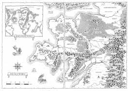 Blank Fantasy World Map by Ye Olde Inn U2022 View Topic Warhammer World Campaign Setting And Lore