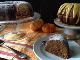 spiced pumpkin bundt cake from s kitchen