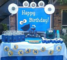 cookie monster table decorations cookie monster party decorations contemporary birthday ideas