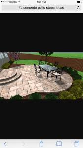 Stamped Concrete Backyard Ideas by 16 Best Stamped Concrete Images On Pinterest Stamped Concrete