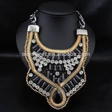 big rope necklace images Big brand ethnologic necklace design heavy look diamond necklace jpg
