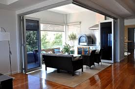frameless glass bifold doors bifold doors avanti