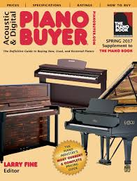 piano buyer guide spring 2017 by moore creative issuu