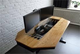 Diy Wood Desk Plans Diy Wood Desk Ideas Wooden Home