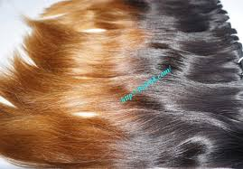 Brown Hair Extensions by 18 Inch Ombre Hair Extensions 100 Gram One Pcs 100 Human Hair Vietnam