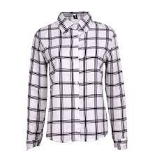 s fitted blouses aliexpress com buy career office shirt casual plaids
